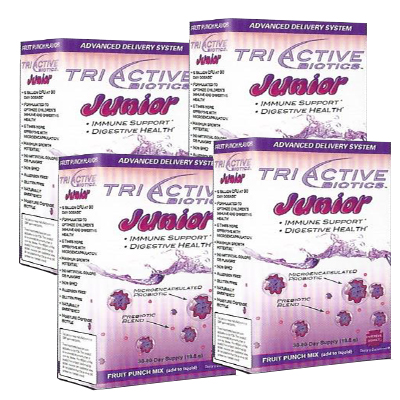 TriActive Probiotics Junior Buy 4 Save