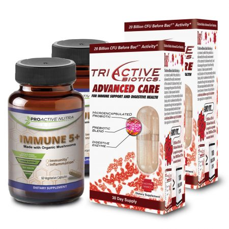 TriActive Advanced Care-Immune5-4pk